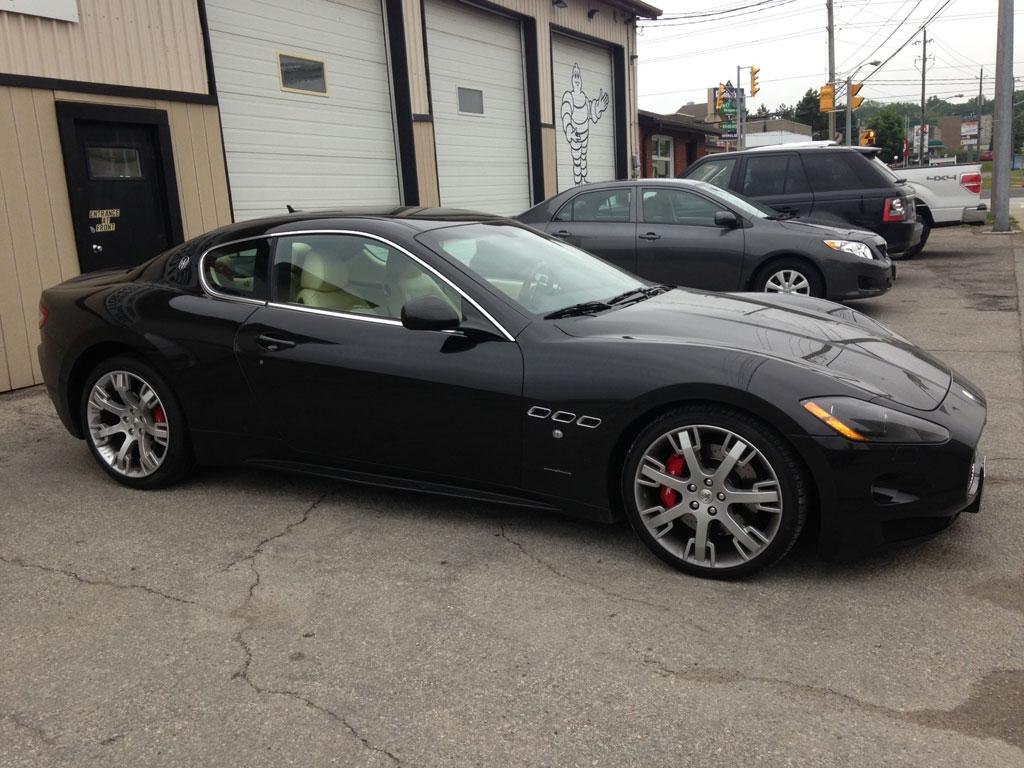 Maserati Gallery | Aurora Tire & Wheel