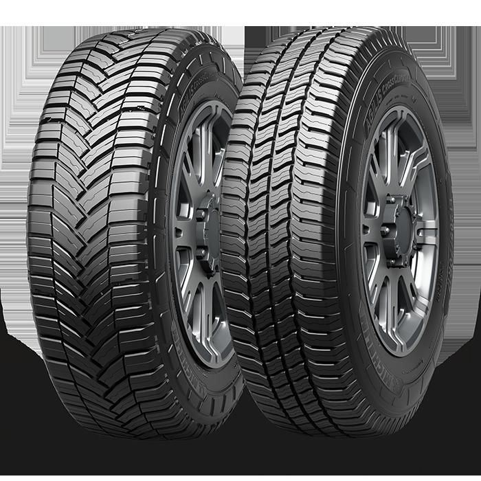 Michelin Agilis Cross Climate Commercial Tire Aurora